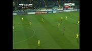Георги Миланов с контузия при равенство на ЦСКА Москва