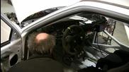Една чудесно направена машина Opel Kadett Gsi