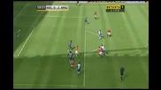 Малко от играта на Бербатов срещу Уигън + гола му