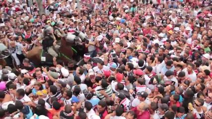 Бразилия чупи рекорди - 60 хиляди гледат трета дивизия
