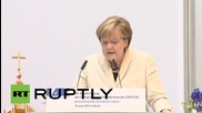 Germany: Greece needs to implement the Troika agenda - Merkel