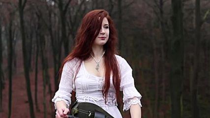 Over the Hills and Far Away - Patty Gurdy ♚ ( Gary Moore / Nightwish Hurdy Gurdy )