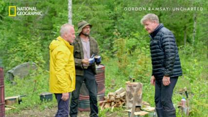 Финландска смола | сезон 3 | Гордън Рамзи: Кулинарният изследовател | National Geographic Bulgaria