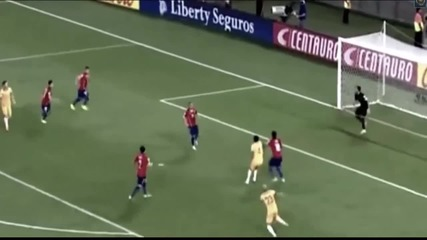 { Soccer Lovers } _australia vs Chile_ (1_2) [ Hd ] ~ Full Highlights and all Goals ~ World Cup 2014