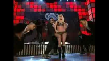 Britney Spears Открива Mtv Vma 2007