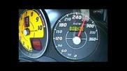 Ускорение На Ferrari F430 Scuderia До 340 Kmh