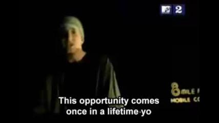 Eminem - Lose yourself lyrics =]