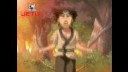 Naruto - Епизод 49 - Скритата Сила На Рок Лий! Забранен Таен Джуцу Bg Audio
