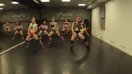 Секси момичета танцуват! (twerk Ever)