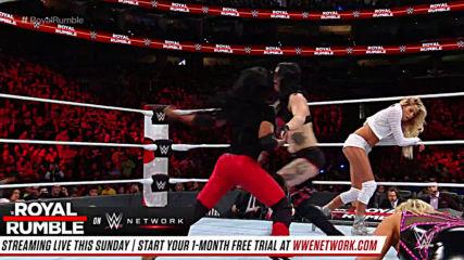 2018 Women's Royal Rumble Match: Royal Rumble 2018 (Full Match)
