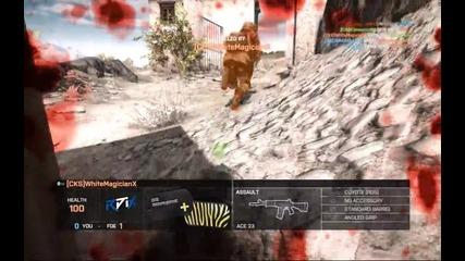 Battlefield 4 Multiplayer Ultra (безплатна в ориджин за седмица)