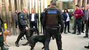 Argentina: Security forces secure Buenos Aires' Casa Rosada after bomb threat