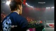 Wwe Raw Batista opens Raw