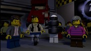 Bbc Top Gear 22 Series. Teaser by Lego.