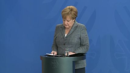 Germany: Merkel condemns Turkey's failed military coup