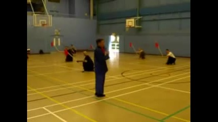 Various Spear Techniques - Circling, Flicking, Lifting and Thrusting (3)