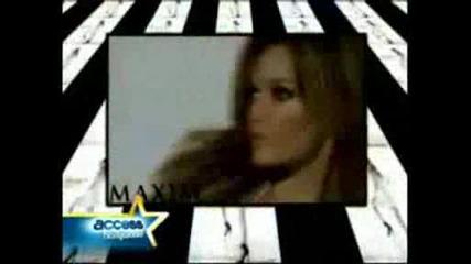 Hilary Duff - Photoshoot Maxim 2009