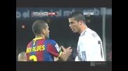 Барселона - Реал Мадрид [ 11/29/10] Роналдо бута Гуардиола