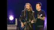 Bee Gees - Alone (live)