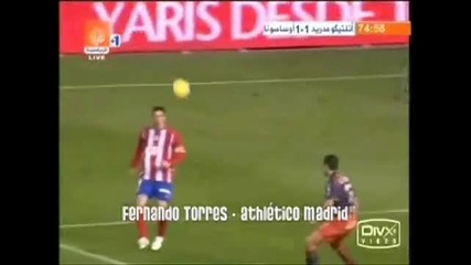 F. Torres, fantastic striker