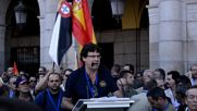 Spain: Spanish Legion veterans protest renaming of street honouring Legion general