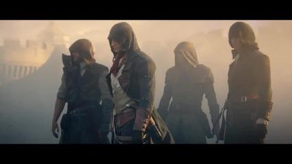 Assassin's Creed Unity - Официален трейлър 2014