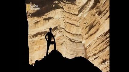 National Geographic- Снимане в пещера