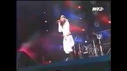 # Певица Ангина - Кому какое дело (live)