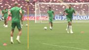 Russia: Morocco readies for clash with Portugal