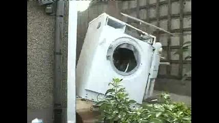 Как да си направим пералня каратешница ;d