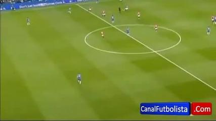 Челси - Манчестър Юнайтед 2:3 ( Англия, Висша лига (28-10-2012)