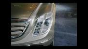 Supercar - Mercedes F700 Long waited greenest luxury car.