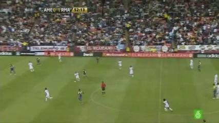 Cristiano Ronaldo Vs Club America