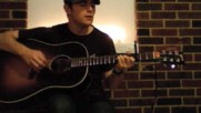 Jason Reeves - The End [Acoustic Live] (Оfficial video)