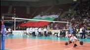Чаровниците от Фиоре подгряха феновете на България – Словения