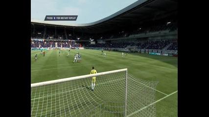 Fifa 12 goals compilation