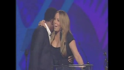 Mariahs Drunk Acceptance Speech