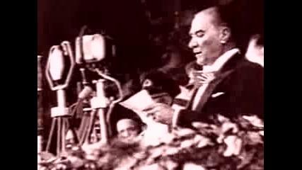 Turkce Giderse Turkiye Gider (oktay Sinanoglu Belgeselinden) Ve Ataturkun Nutku Nereye Turkiye