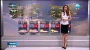 Прогноза за времето (27.05.2015 - сутрешна)