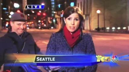 Гафове по време на репортажи