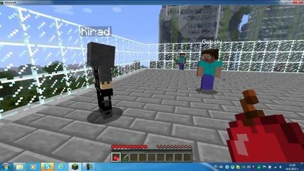 Minecraft - Hunger Games [ Part 1 ]