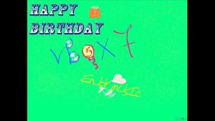 Happy B-day Vbox7