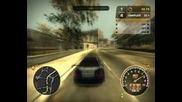 Nfs Most Wanted Race #1