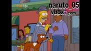 The Simpsons Семейство Симпсън - S12e07 - Bg audio