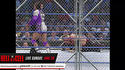 Kane vs. MVP – Steel Cage Match: SmackDown, Nov. 24, 2006 (Full Match)