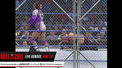 Kane vs. MVP – Steel Cage Match: SmackDown, Nov. 24, 2006 (Full Match)