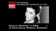 100 Greatest Singers Cecilia Bartoli