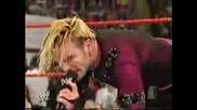 Jеff Hardy Предизвиква Undertaker На Мач Със Стълби
