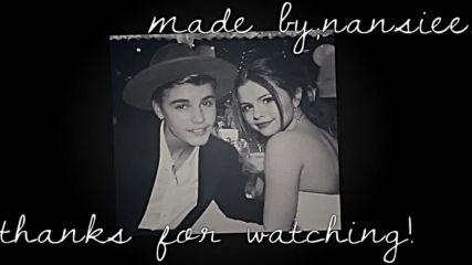 Selena Gomez & Justin Bieber ;; all of me.