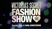 Ангелите на Victoria's Secret пеят заедно с Джъстин Бийбър